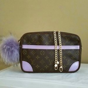 Louis Vuitton Trocadero 27 Crossbody